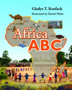 Africa ABC - Alphabet book