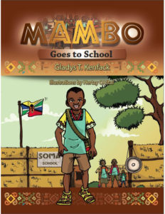 Mambo Goes to School - Children's book
