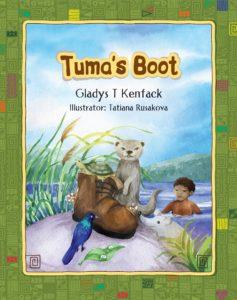 cover-image - Tuma's boot