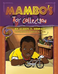 Mambo's toy collection
